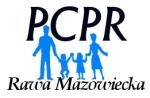 """logo PCPR - link Ogłoszenie o trybie składania wniosków - """"Aktywny samorząd"""" w 2017 roku"""